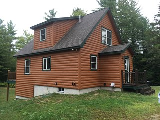 Country side achers 4 bed room Log Home - Bethel vacation rentals