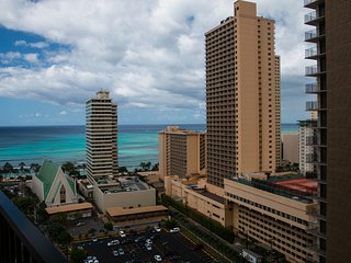 Waikiki Banyan Tower 1 Suite 2108 ~ RA136571 - Waikiki vacation rentals