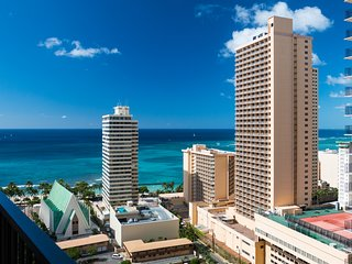 Waikiki Banyan Tower 1 Suite 2508 ~ RA136605 - Waikiki vacation rentals