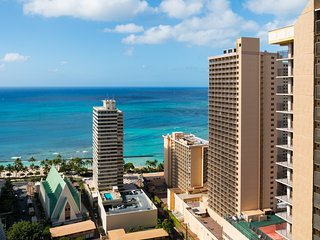 Waikiki Banyan Tower 1 Suite 3506 ~ RA136628 - Waikiki vacation rentals