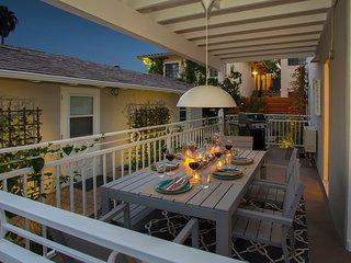 Perfect 2 bedroom Santa Barbara House with Deck - Santa Barbara vacation rentals