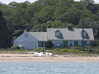2BR Coastal Home in East Harwich– Private Setting Opposite Pleasant Bay Beach - Harwich vacation rentals