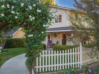 Cozy Los Olivos House rental with Deck - Los Olivos vacation rentals
