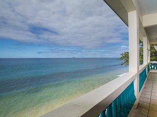 Sunset Paradise Beachfront Villas: Villa 2 Upper - Rincon vacation rentals