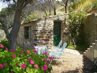 Cozy Cottage with Balcony and Mountain Views - Fonte do Bispo vacation rentals