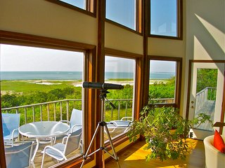 Spacious Bay Side Orleans Waterfront Home: 065-O - Orleans vacation rentals