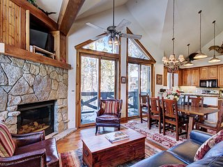 Cozy House with Internet Access and Television - Breckenridge vacation rentals
