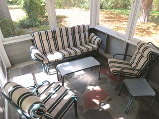 Updated, 2 Minutes to Beach, Private Yard -- 031-B - Brewster vacation rentals