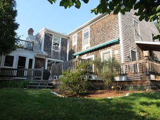 Sleeps 12, 1 Min Walk to Perfect Private Bch-097-B - Brewster vacation rentals