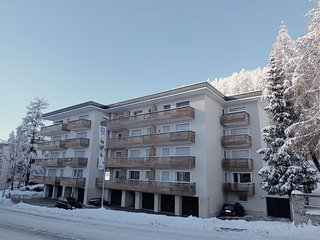 Romantic Apartment in Saint Moritz with Television, sleeps 1 - Saint Moritz vacation rentals