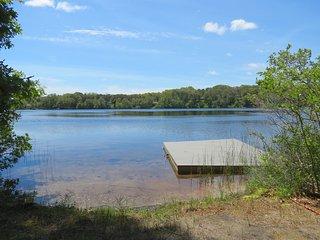 Beach, Kayaks, SUPs - Pristine Orleans Lake:018-OM - Orleans vacation rentals