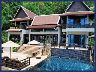 Gorgeous 5 bedroom Villa in Lamai Beach - Lamai Beach vacation rentals