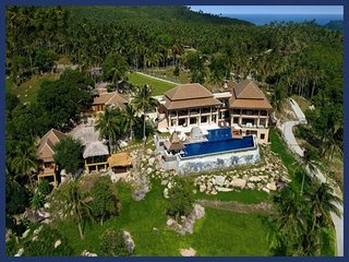 Bright 6 bedroom House in Thong Krut with Internet Access - Thong Krut vacation rentals