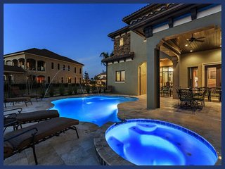 8 Bed Reunion home - Private pool - golf views - games room - cinema - Reunion vacation rentals