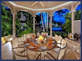 Luxury 3 Bed Villa with Beautiful Ocean Views - Gibbs Bay vacation rentals