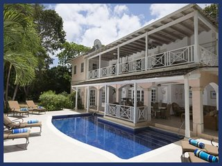 Stunning 4 Bed Home with Private Pool and Jacuzzi - Sandy Lane vacation rentals