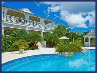 Luxury 5 Bed Villa - Private Pool and Sea Views - Sugar Hill vacation rentals