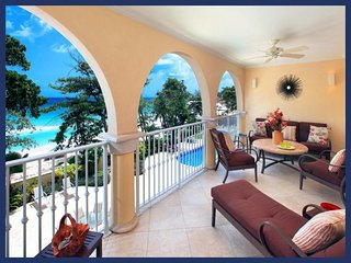 Stunning 3 Bed Apartment with Pool, Ocean Views - Dover vacation rentals