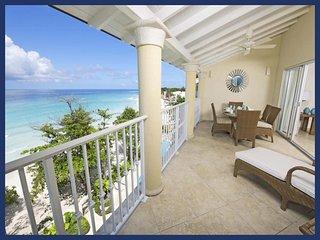 Amazing 3 Bed Beachfront Condo with Ocean Views - Dover vacation rentals
