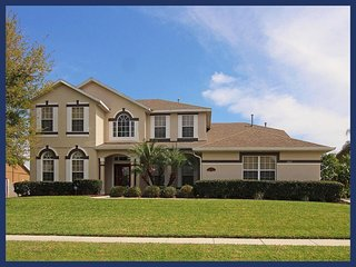 Fantastic 7 Bed Luxury Home - 4 Miles to Disney! - Four Corners vacation rentals