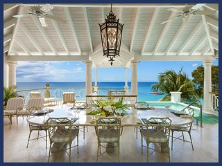 Stunning 4 Bed Penthouse Apartment - Private Pool - Paynes Bay vacation rentals