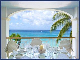 Stunning 3 Bed Apartment with Panoramic Sea Views - Paynes Bay vacation rentals