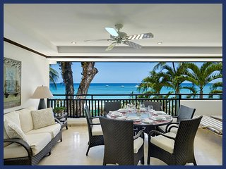 Luxury Apartment with Sea View Terrace, Jacuzzi - Paynes Bay vacation rentals