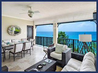 Luxury 3 Bed Beachfront Condo - Pool/Gym - Lascelles Hill vacation rentals