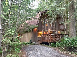 Cabin #8 - A great private cabin with a sauna! Pet friendly, too! FREE WI-FI!! - Glacier vacation rentals