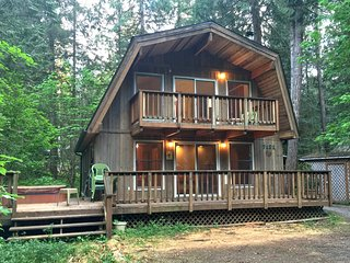 49SL Country Cabin near Mt. Baker with a Hot Tub and WiFi - Glacier vacation rentals