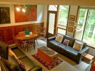 57SW Townhouse Style Condo on 20 Riverside Acres - Glacier vacation rentals
