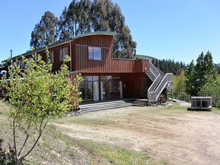 Nice Lodge with Deck and Water Views - Omori vacation rentals