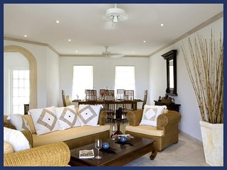 Stunning 3 Bed Villa with Shared Pool, Jacuzzi - Mullins vacation rentals