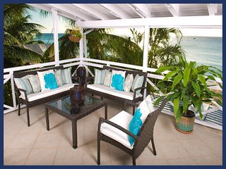 Luxury 2 Bedroom Beachfront Apartment - Paynes Bay vacation rentals