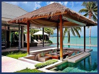 6 bedroom House with Internet Access in Plai Laem - Plai Laem vacation rentals