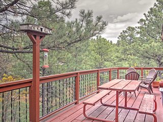 Beautiful & Rustic 3BR Alto/Ruidoso Condo - All New Appliances w/Air Conditioning, Wifi, Complex Pool Access &  Private Deck - Easy Access to Ski Apache, Horse Racing & More! - Alto vacation rentals