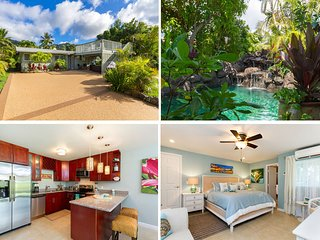 $300/NT Last Min. Booking Special Luxurious Hawaiian Beach House - Waimanalo vacation rentals