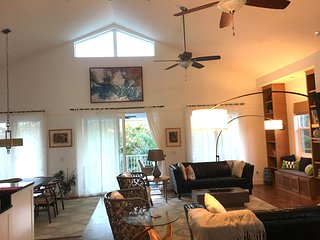Beach Haven in St. Augustine-Beautiful 4 BR , 4 Bath Home with Heated Pool, Spa - Saint Augustine Beach vacation rentals