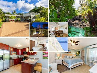 $960/NT Last Min. Booking Special! Luxurious Hawaiian Beach Property - Waimanalo vacation rentals