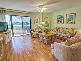 Hibiscus Resort - C102, Oceanview, 2BR/2BTH, 3 Pools, Wifi - Saint Augustine vacation rentals