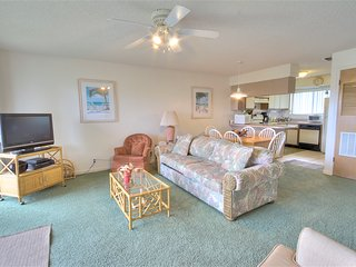 Hibiscus Resort - J302, Pool View, 2BR/2BTH, 3 Pools, Wifi - Saint Augustine vacation rentals