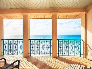 Frangista Pearl: Beach Front! Private Splash Pool - Miramar Beach vacation rentals