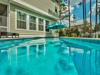 Spacious House with Internet Access and Shared Outdoor Pool - Santa Rosa Beach vacation rentals