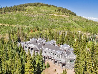 Park City Castle Mansion (Colony ski-in, ski out) - Park City vacation rentals