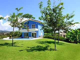 Blue Indigo Luxury Villa, Dimitras Villas, Kalo nero beach, Messinia - Kalo Nero vacation rentals