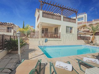 3 Bedroom Coral Sunset View Villa in Coral Bay - Peyia vacation rentals