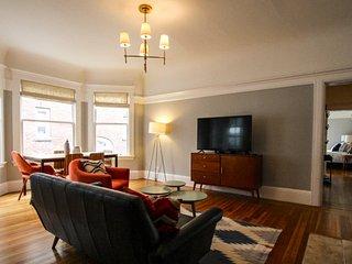Furnished 3-Bedroom Apartment at Pine St & Buchanan St San Francisco - Belfast vacation rentals