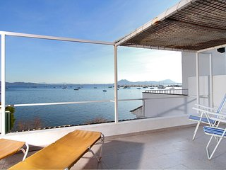 Studio + private seafront top terrace on the Pine Walk - Port de Pollenca vacation rentals