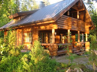 Isokoskelo - cozy cottage on the Lake shore - Lahti vacation rentals