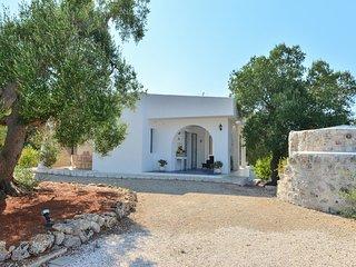 Belvedere- Puglia holiday villa - sea view from the terrace - Carovigno vacation rentals